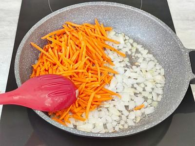 готовим заправку для фаршированнаго перца