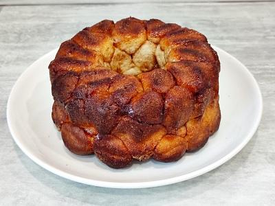 готовим пирог отрывной