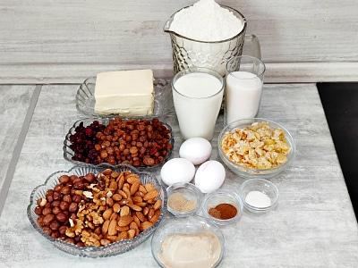 штоллен продукты для выпечки