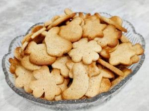 Имбирное печенье выпечка на праздник